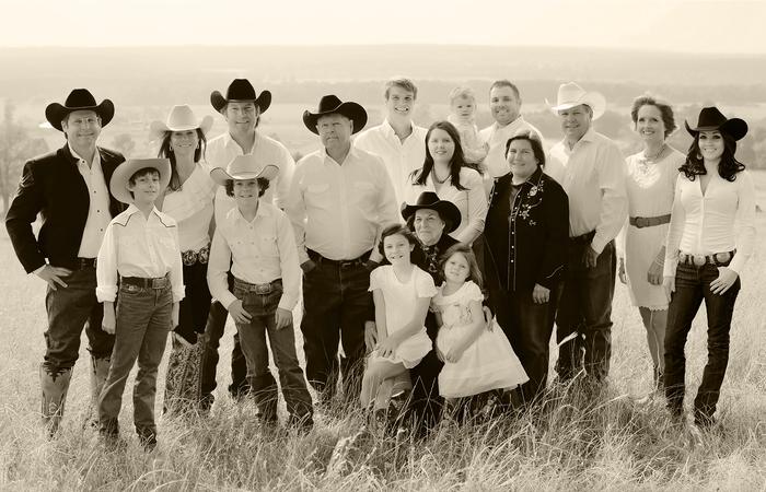 Cavender Family 2012