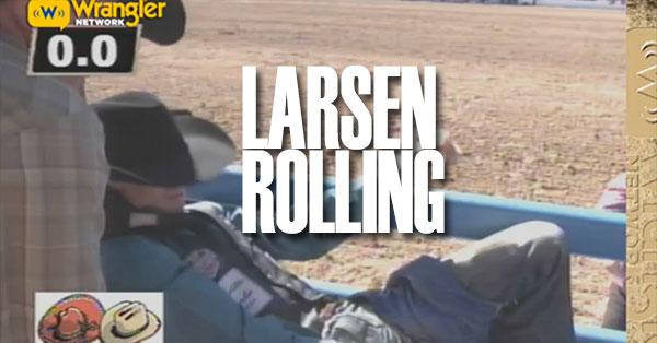 Orin Larsen Wins Tucson