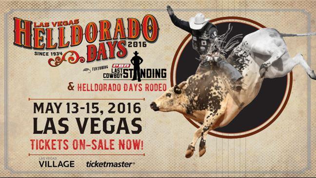 Last Cowboy Standing, the next PBR Major, will take place at Helldorado Days.