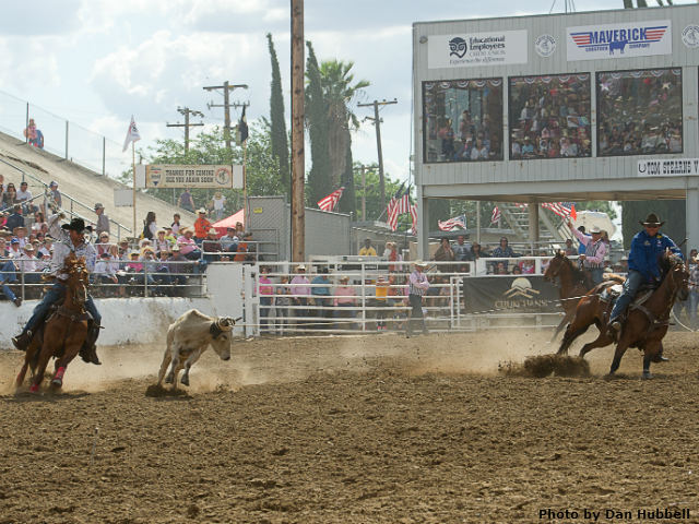 California ropers take Clovis crown