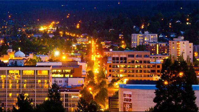 The BFTS set to debut in Eugene, Oregon