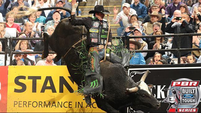 J.B. Mauney and Wicked have before in Kansas City. Photo: Andy Watson/BullStockMedia.com