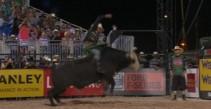 PBR Last Cowboy Standing: Mauney's Winning Ride on Moto Moto