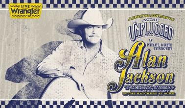 June Special: Alan Jackson