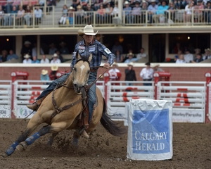 Lockhart Looking To Repeat As Calgary Champ