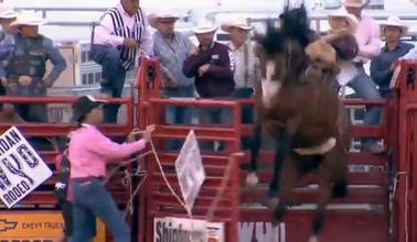 2016 Sheridan WYO Rodeo – Thursday Highlights