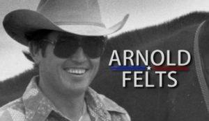 Steer Roping: Arnold Felts