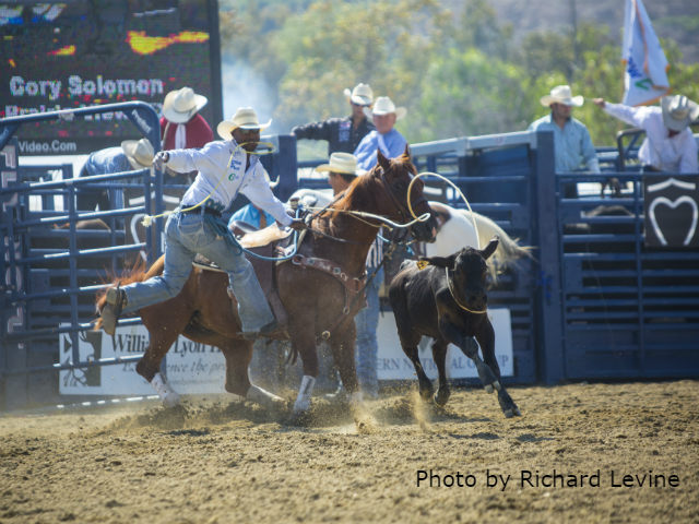 Solomon corrals big victory in San Juan Capistrano