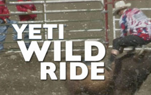 Terrifying freestyle bullfighting in Salinas.