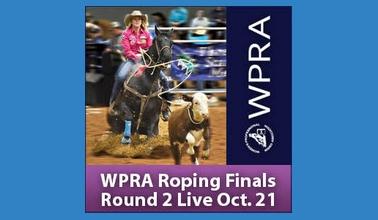 2016 WPRA Roping Finals