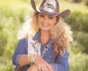 Emily Lynne Taylor, Miss Rodeo Nebraska