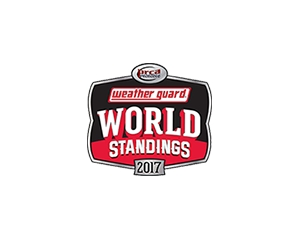 Weather Guard 174 World Standings 2017 Prca And Wpra