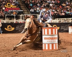 Langdon Leads The Way In San Antonio