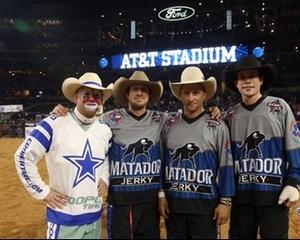Matador Jerky Bullfighters Help Raise Money for Texas First Responders