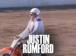 Evel Knievel or Justin Rumford?