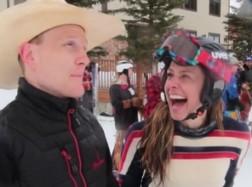 Canadian Cowboy Ski Race 2017 Highlights