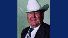 Harry Vold Service at the ProRodeo Hall of Fame