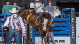 Bennett keeps Momentum Going at RAM National Circuit Finals Rodeo