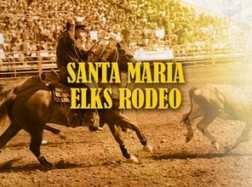 Santa Maria Elks PRCA Rodeo – Sunday