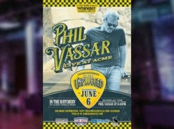 Acme Unplugged with Phil Vassar – June