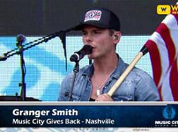 Granger Smith at Music City Gives Back 2017