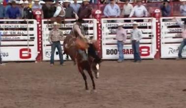 2017 Cheyenne Frontier Days – Sunday Highlights