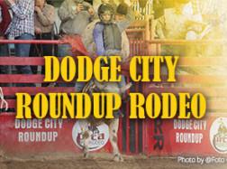 Dodge City Roundup Rodeo – Sunday Finals