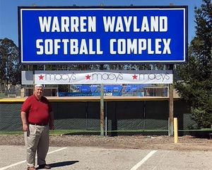 Salinas Sports Complex Softball Facility Named The Warren