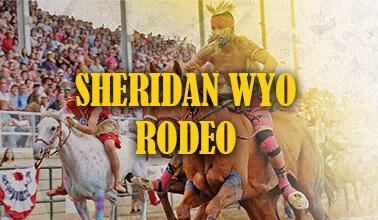 2017 Sheridan WYO Rodeo