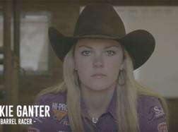 Jackie Ganter: Born in the Saddle