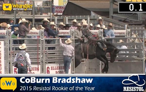 2017 Ellensburg Rodeo Champions