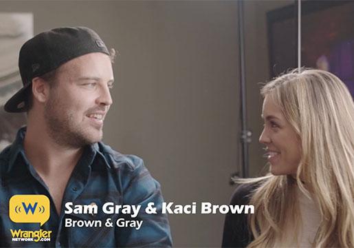 Brown Amp Gray On Sharla Mccoy S Music Row Live