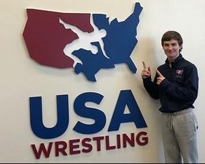 Lockwood Embraces Opportunity to Train Alongside USA Wrestling