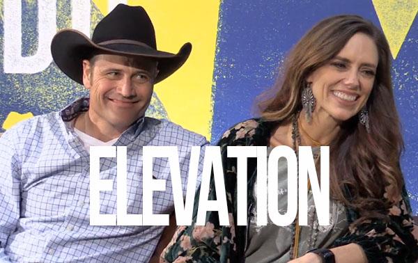 Red Bluff Dodge >> Jennifer and Stran Smith: Elevation Sunday | Wrangler Network