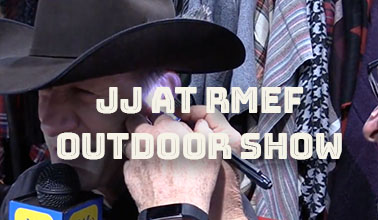 JJ at RMEF Outdoor Show