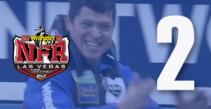 Wrangler NFR Round 2 Highlights