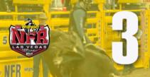 Wrangler NFR Round 3 Highlights