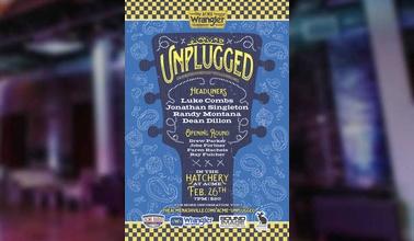 UPCOMING: ACME Unplugged - Luke Combs, Jonathan Singleton, Randy Montana, Dean Dillon, Drew Parker, Jobe Fortner, Faren Rachels, Ray Filcher