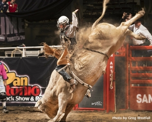 Kastner's on a Roll at San Antonio