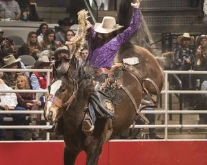 Oklahoma Family Cashes in at San Antonio Rodeo