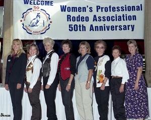 WPRA — Celebrating 70 years of Women in Rodeo
