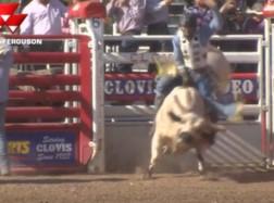 2018 Clovis Rodeo: Sunday Bull Riding