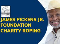 James Pickens Jr. Foundation Team Roping (Open Roping)