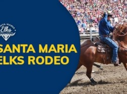UPCOMING: Santa Maria Elks Rodeo – Saturday