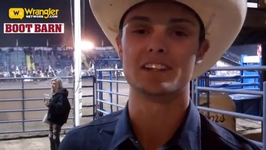 Boot Barn's Road to the Wrangler NFR: Chase Dougherty at Santa Maria Elks Rodeo
