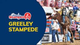 Greeley Stampede PRCA Rodeo Finals