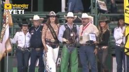 Jeff Askey Wins Reno Bull Riding