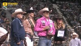 Tyson Durfey Wins Tie Down Roping in Reno