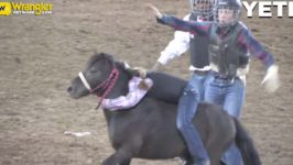 Kids on Wild Ponies in Reno