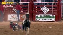 2018 Sheridan WYO Rodeo: Friday Highlights